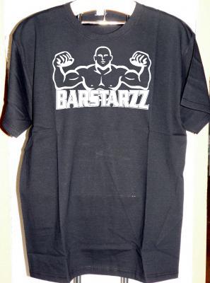 Тениска с надпис Barstarzz